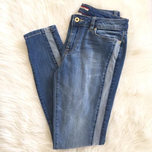 e07c4a89 Tommy Hilfiger Side Stripe Skinny Jeans, 4/27. M_5aabe4ca3a112efcb2cc0165